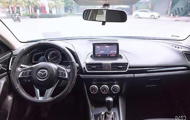 Cần bán Mazda 3 đời 2015, màu xanh lam, số tự động, giá tốt3