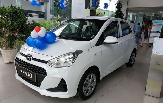 Bán Hyundai Grand i10 2019, xe giá mềm, giao nhanh toàn quốc