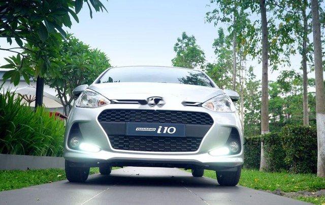 Bán Hyundai Grand i10 năm sản xuất 2019, nhập khẩu, giảm giá sâu giao nhanh0