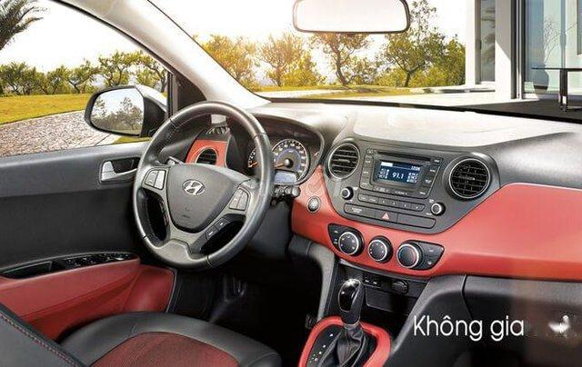 Bán Hyundai Grand i10 năm sản xuất 2019, nhập khẩu, giảm giá sâu giao nhanh4