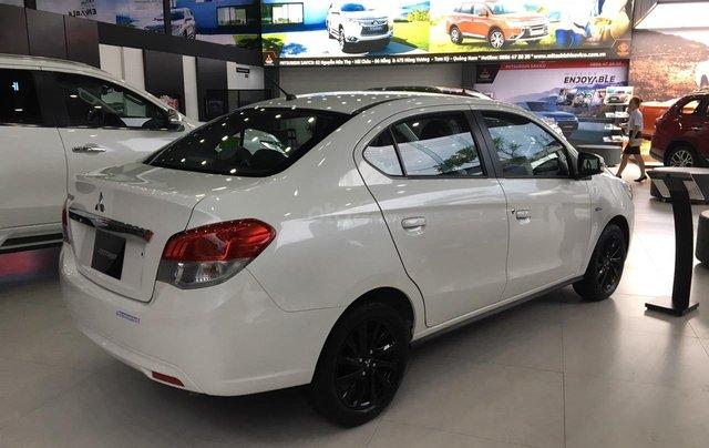 Mitsubishi Attrage 2019, xe nhập khẩu, giá tốt, siêu tiết kiệm 4,9L/100km, hỗ trợ trả góp 80%1
