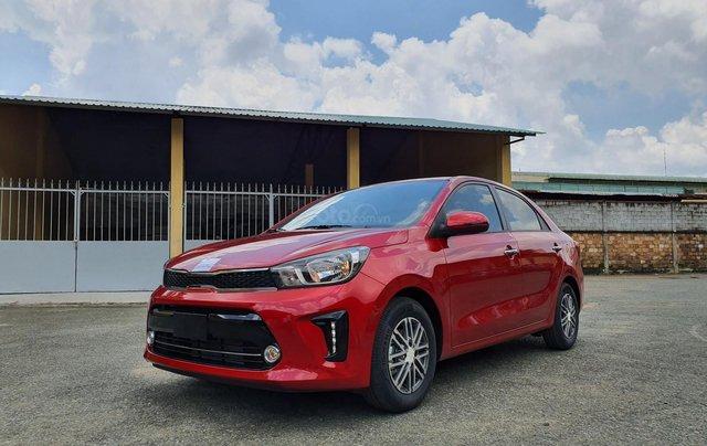 Kia Soluto 2019 số tự động, đủ màu - giao liền, KIA Gò Vấp - 150 Triệu nhân xe, tặng bảo hiểm + phụ kiện1