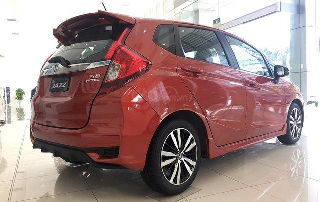Honda Mỹ Đình: Khuyến mại sốc - Honda Jazz RS 2019, màu cam, nhập khẩu, giảm tiền mặt cực sâu, LH: 0964 0999 263