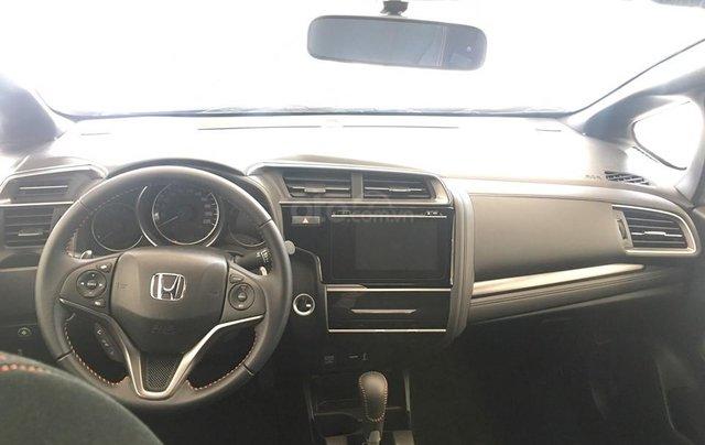 Honda Mỹ Đình: Khuyến mại sốc - Honda Jazz RS 2019, màu cam, nhập khẩu, giảm tiền mặt cực sâu, LH: 0964 0999 264