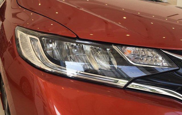Honda Mỹ Đình: Khuyến mại sốc - Honda Jazz RS 2019, màu cam, nhập khẩu, giảm tiền mặt cực sâu, LH: 0964 0999 265