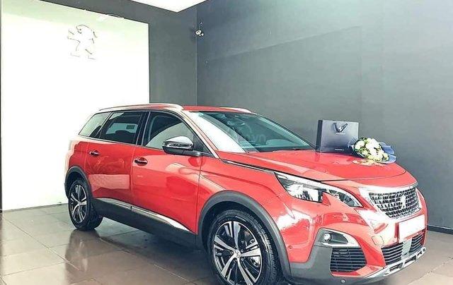 Peugeot Biên Hòa nhận order xe Peugeot 3008 2019 màu đỏ, liên hệ 0938 630 866 - 0933 805 806 để hưởng ưu đãi1