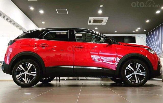 Peugeot Biên Hòa nhận order xe Peugeot 3008 2019 màu đỏ, liên hệ 0938 630 866 - 0933 805 806 để hưởng ưu đãi2