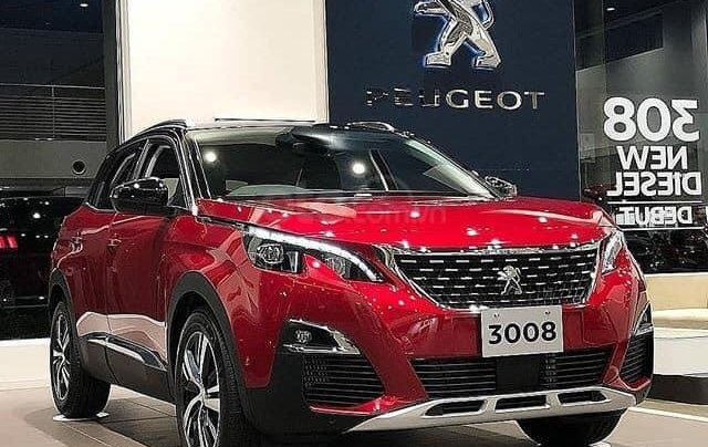 Peugeot Biên Hòa nhận order xe Peugeot 3008 2019 màu đỏ, liên hệ 0938 630 866 - 0933 805 806 để hưởng ưu đãi0
