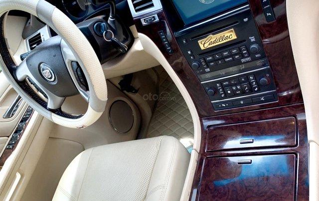 Cadillac Escalade nhập Mỹ 2008 form mới, full đồ chơi loại cao cấp, hai cầu điện1