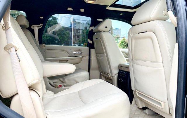 Cadillac Escalade nhập Mỹ 2008 form mới, full đồ chơi loại cao cấp, hai cầu điện2