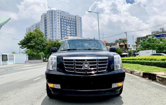 Cadillac Escalade nhập Mỹ 2008 form mới, full đồ chơi loại cao cấp, hai cầu điện3