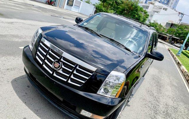 Cadillac Escalade nhập Mỹ 2008 form mới, full đồ chơi loại cao cấp, hai cầu điện4