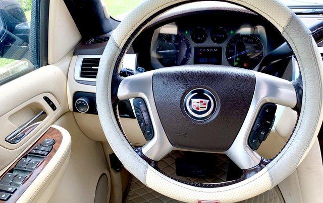 Cadillac Escalade nhập Mỹ 2008 form mới, full đồ chơi loại cao cấp, hai cầu điện5