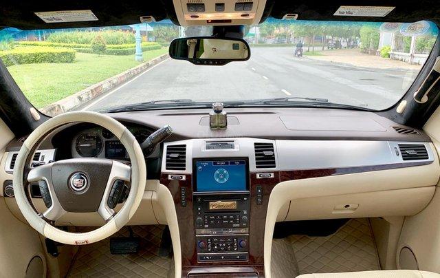 Cadillac Escalade nhập Mỹ 2008 form mới, full đồ chơi loại cao cấp, hai cầu điện7