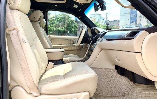 Cadillac Escalade nhập Mỹ 2008 form mới, full đồ chơi loại cao cấp, hai cầu điện12