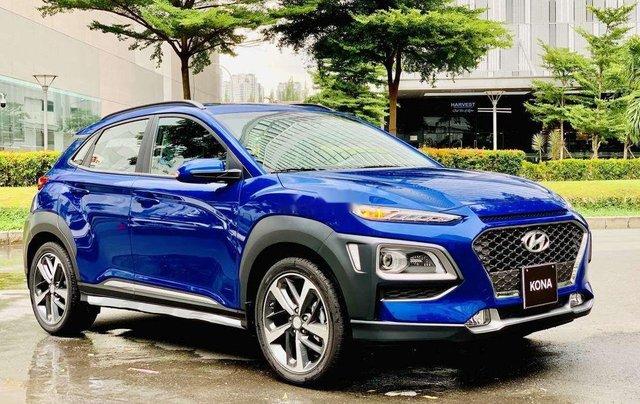 Cần bán xe Hyundai Kona AT tiêu chuẩn năm sản xuất 2019, giá thấp0