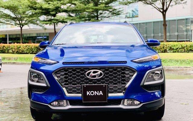 Cần bán xe Hyundai Kona AT tiêu chuẩn năm sản xuất 2019, giá thấp1