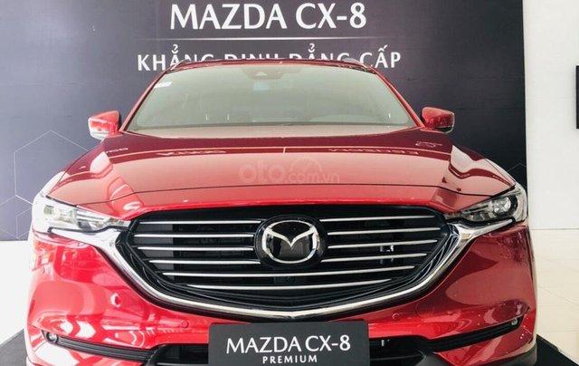 Mazda CX8 Premium - 2019  - Giảm giá sốc cuối năm - Tặng phụ kiện chính hãng0