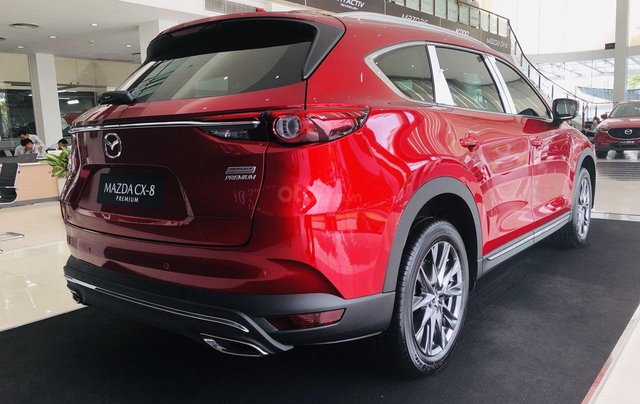Mazda CX8 Premium - 2019  - Giảm giá sốc cuối năm - Tặng phụ kiện chính hãng3