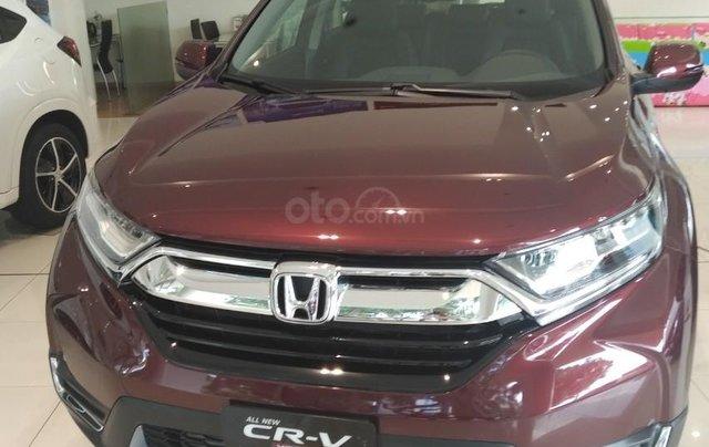 Bán Honda CRV cao cấp 2019 phiên bản tự động2