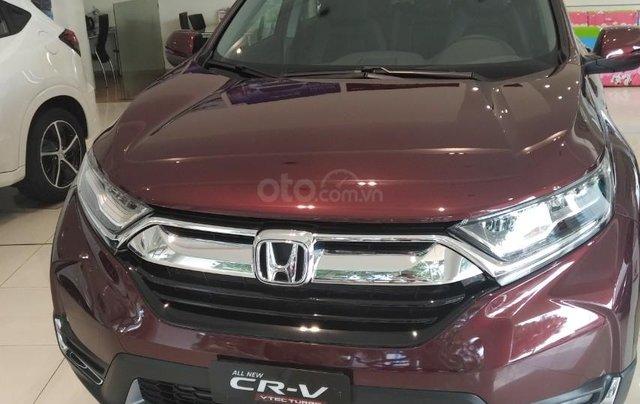Bán Honda CRV cao cấp 2019 phiên bản tự động5