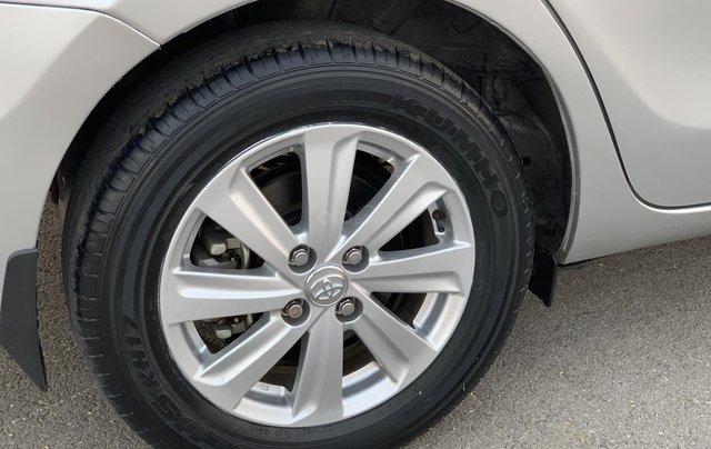Bán Toyota Vios 1.5E MT năm 2014, màu bạc4