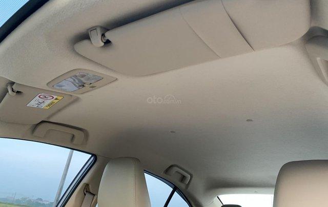Bán Toyota Vios 1.5E MT năm 2014, màu bạc9