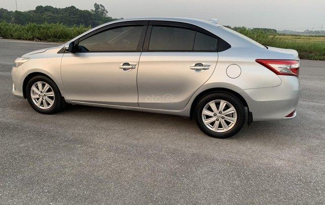 Bán Toyota Vios 1.5E MT năm 2014, màu bạc18