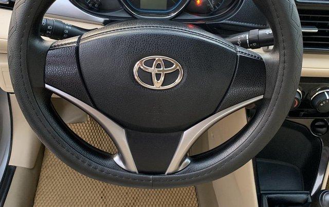 Bán Toyota Vios 1.5E MT năm 2014, màu bạc6