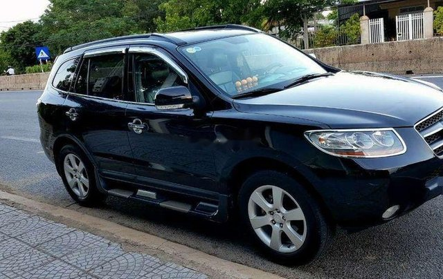 Cần bán lại xe Hyundai Santa Fe đời 2009, giá tốt0