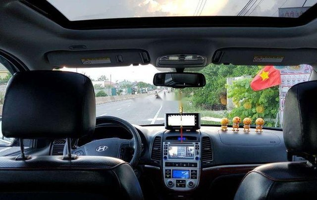 Cần bán lại xe Hyundai Santa Fe đời 2009, giá tốt4