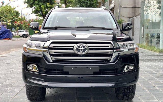 Cần bán Toyota Land Cruiser VXR 4.6L sản xuất 2018, màu đen mới 100%, nhập khẩu Trung Đông LH: 0982.84.28380
