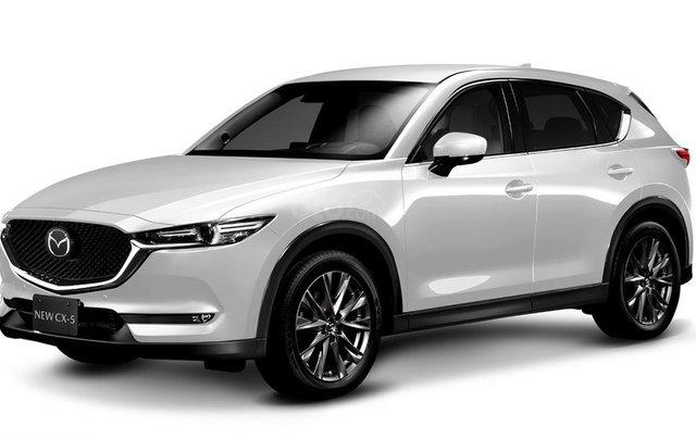 Bán Mazda CX5 mới thế hệ 6.5 phiên bản Deluxe 2020 giá cực ưu đãi, giảm ngay tiền mặt cho khách hàng ký hợp đồng