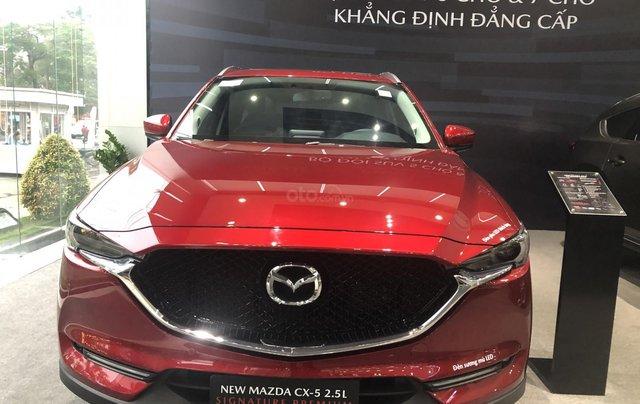 Bán Mazda CX5 2.5L 2019 ưu đãi giá bất ngờ, giá tốt nhất Sài Gòn0