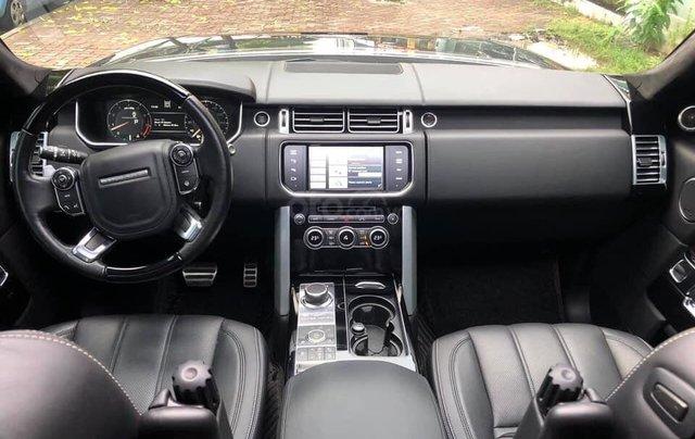 Bán LandRover Range Rover Autobiography LWB 5.0 4 chỗ sản xuất năm 2014, màu đen, xe cực đẹp5