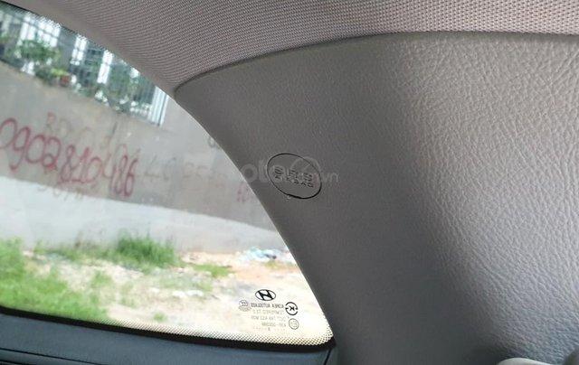 Bán Hyundai Santafe SLX máy dầu 2.0, số tự động, nhập khẩu, đời T12/2009, màu bạc, mới 80%18