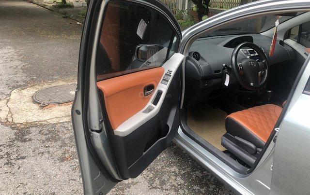 Bán Toyota Yaris 1.3 AT sản xuất năm 2010, màu xám (ghi), nhập khẩu nguyên chiếc, giá 365tr3