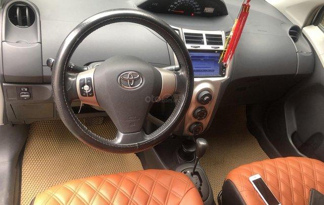 Bán Toyota Yaris 1.3 AT sản xuất năm 2010, màu xám (ghi), nhập khẩu nguyên chiếc, giá 365tr6