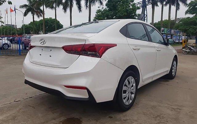 Hyundai Tây Ninh bán Hyundai Accent 1.4 MT Base đời 2019, màu trắng4