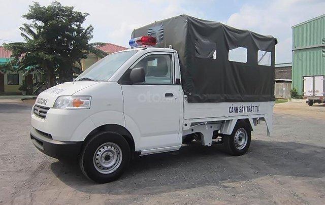 Bán xe Suzuki Super Carry Pro sản xuất năm 2019, màu trắng, xe nhập1