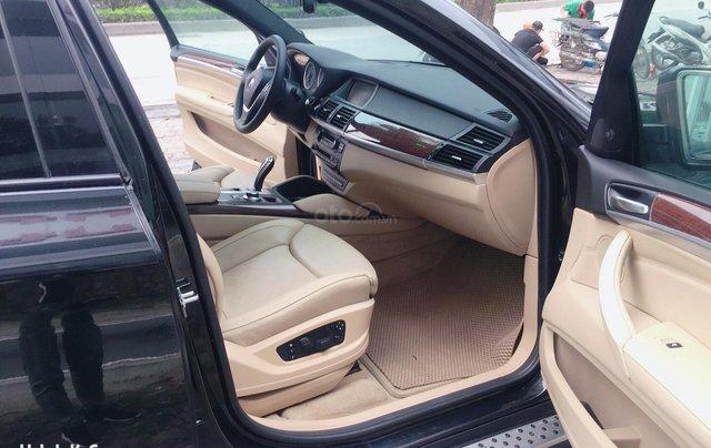 BMW X6-Xdrive 3.0L, nhập Mỹ, SX 2008, ĐK 06/2009, mầu đen, bản đủ4