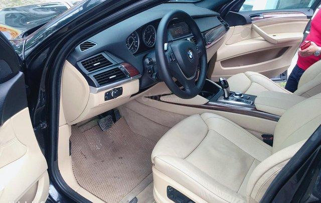 BMW X6-Xdrive 3.0L, nhập Mỹ, SX 2008, ĐK 06/2009, mầu đen, bản đủ5