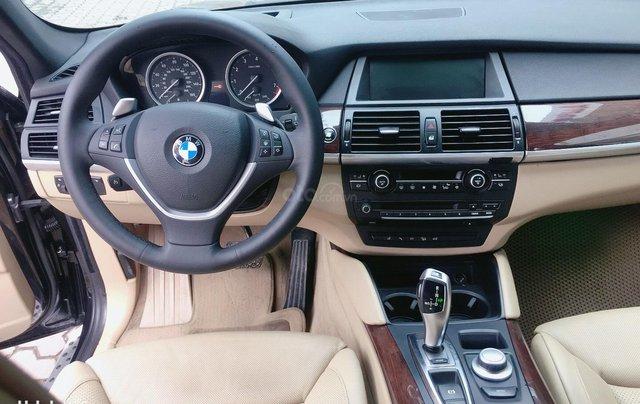 BMW X6-Xdrive 3.0L, nhập Mỹ, SX 2008, ĐK 06/2009, mầu đen, bản đủ3