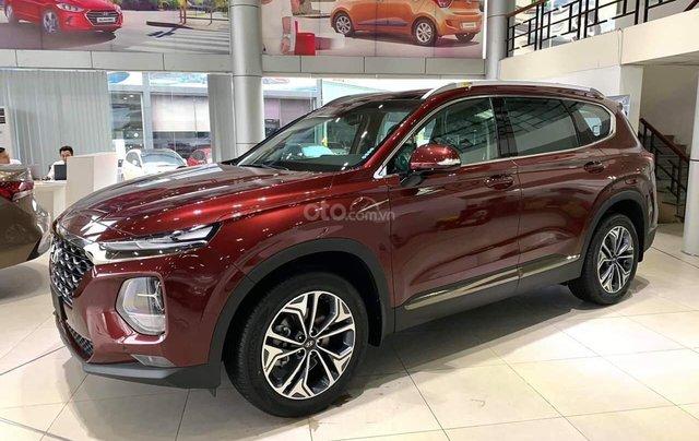 [Khuyến Mãi] Hyundai Santa Fe đặc biệt, xe hot khuyến mãi lại thêm Hot, hỗ trợ trả góp tối đa, CTKM có giới hạn0