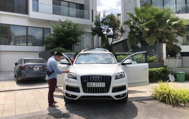 Audi Q7 Sline 2014 xe rất mới, 09416867890