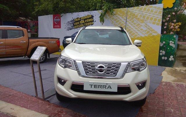 Nissan Terra V 7AT 4WD, đủ màu, giao ngay, tặng Bảo hiểm và phụ kiện trị giá 35 triệu1