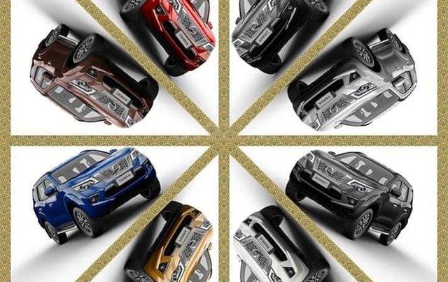 Nissan Terra V 7AT 4WD, đủ màu, giao ngay, tặng Bảo hiểm và phụ kiện trị giá 35 triệu8