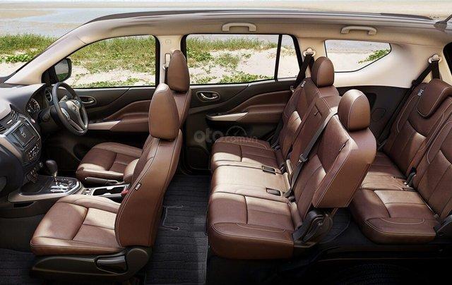 Nissan Terra V 7AT 4WD, đủ màu, giao ngay, tặng Bảo hiểm và phụ kiện trị giá 35 triệu6