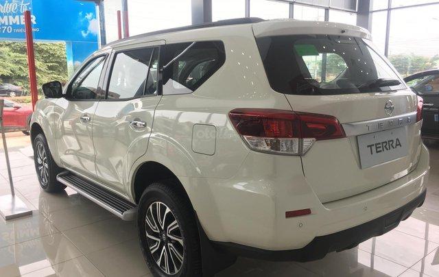 Xe Nissan Terra V 2.5 AT 4WD 2019, xe nhập7