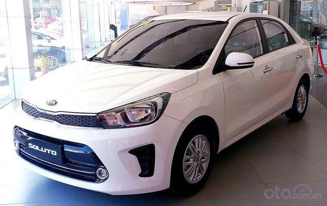 Kia Soluto 1.4 AT đời 2020, chỉ 128 triệu nhận xe- góp 5 triệu/tháng, giao xe ngay, LH: 0933.052.6630